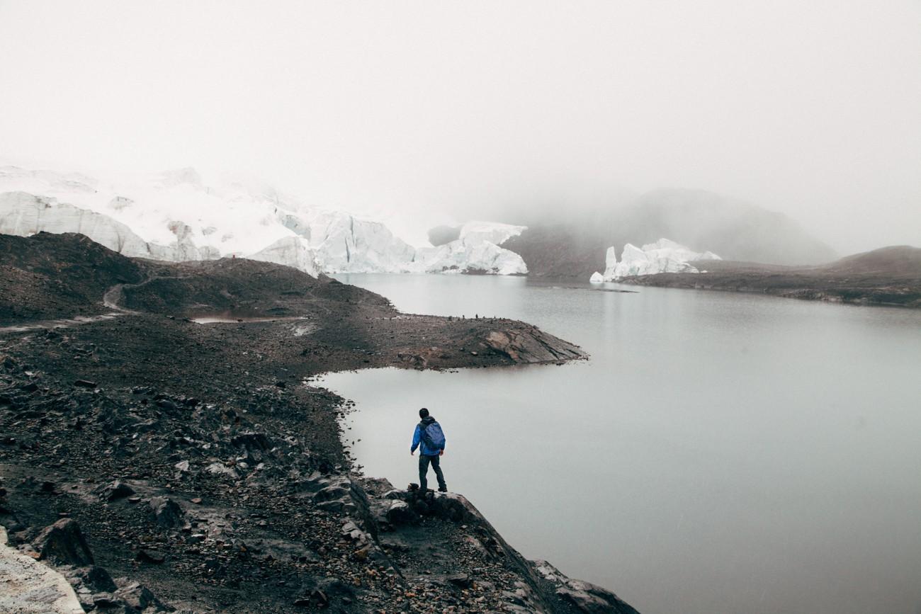 Glaciar Pastoruri, mesmo com os perrengues valeu a pena!