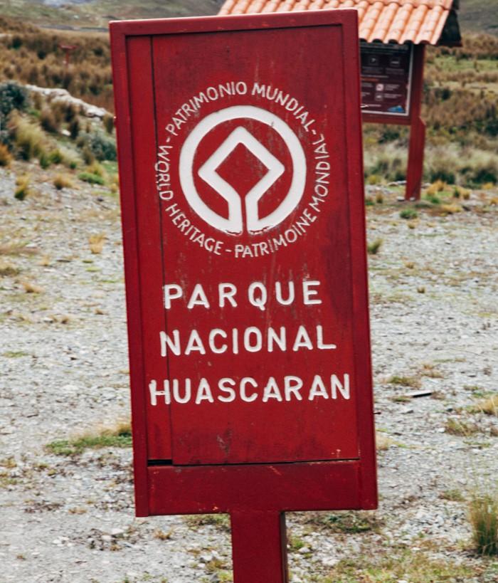 Glaciar Pastoruri - Parque Nacional Huascarán