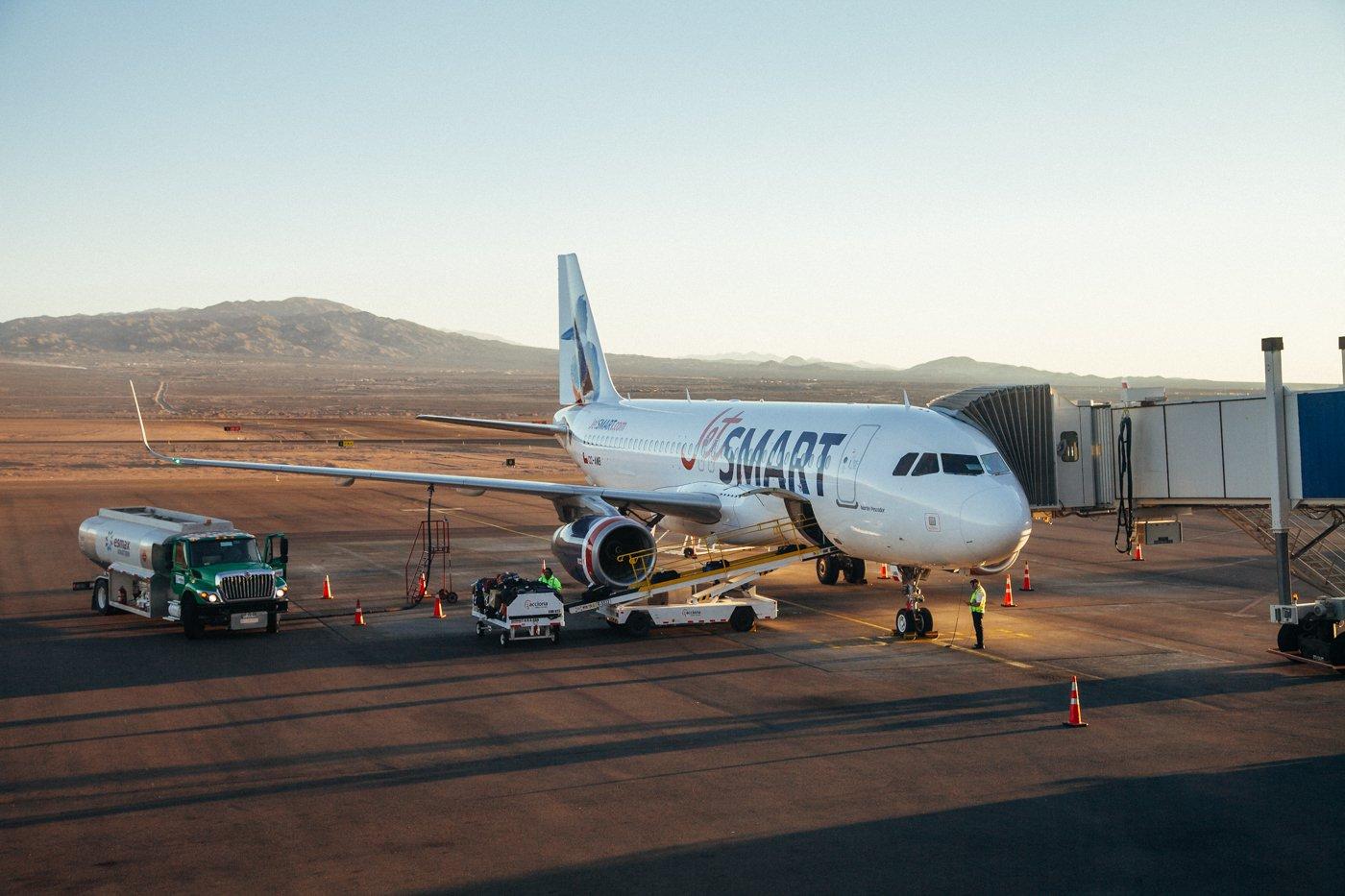 Aeroporto de Calama: o mais próximo de San Pedro de Atacama
