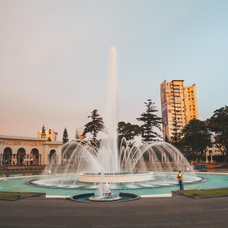 O que fazer em Lima, Peru:  Fonte Mágica