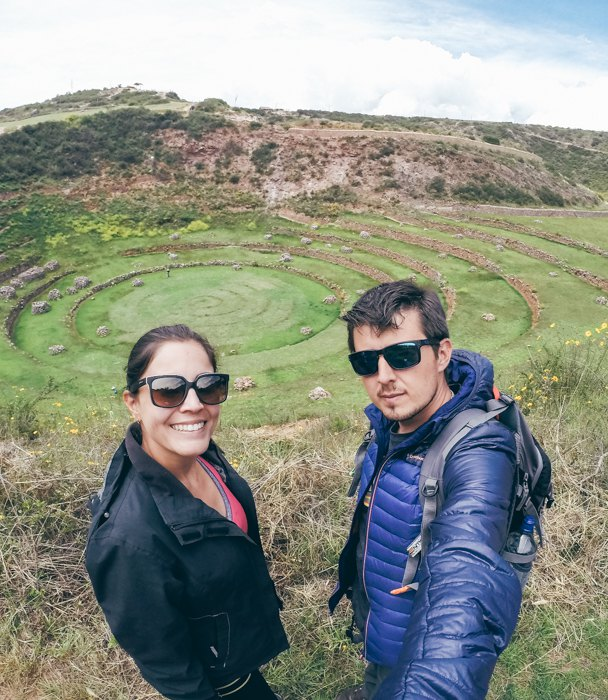 Maras e Moray