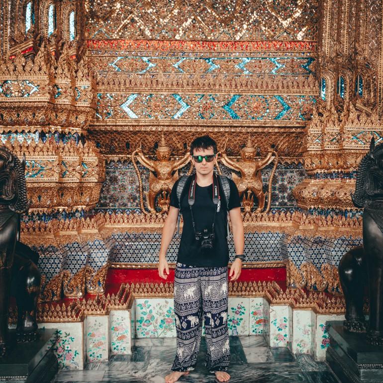 O que fazer em Bangkok - Wat Phra Kaew