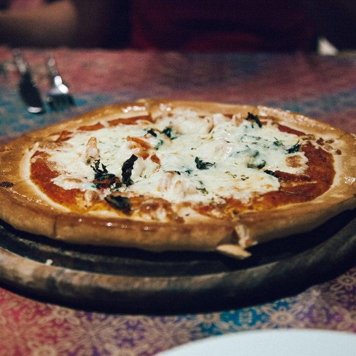 Pizza do Railay Bay