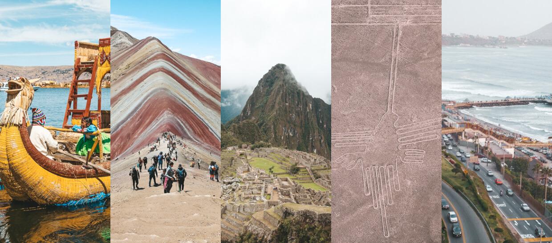 7 lugares incríveis no Peru [o 3º é imperdível]