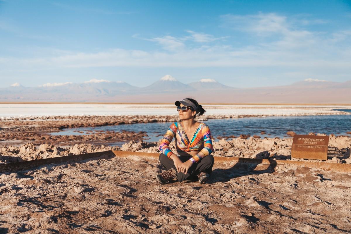 Seguro Viagem América do Sul - Deserto do Atacama, Chile