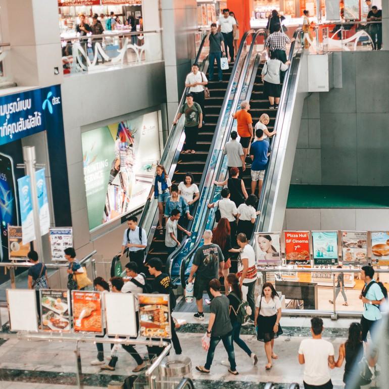 Shopping MBK Center   Bangkok