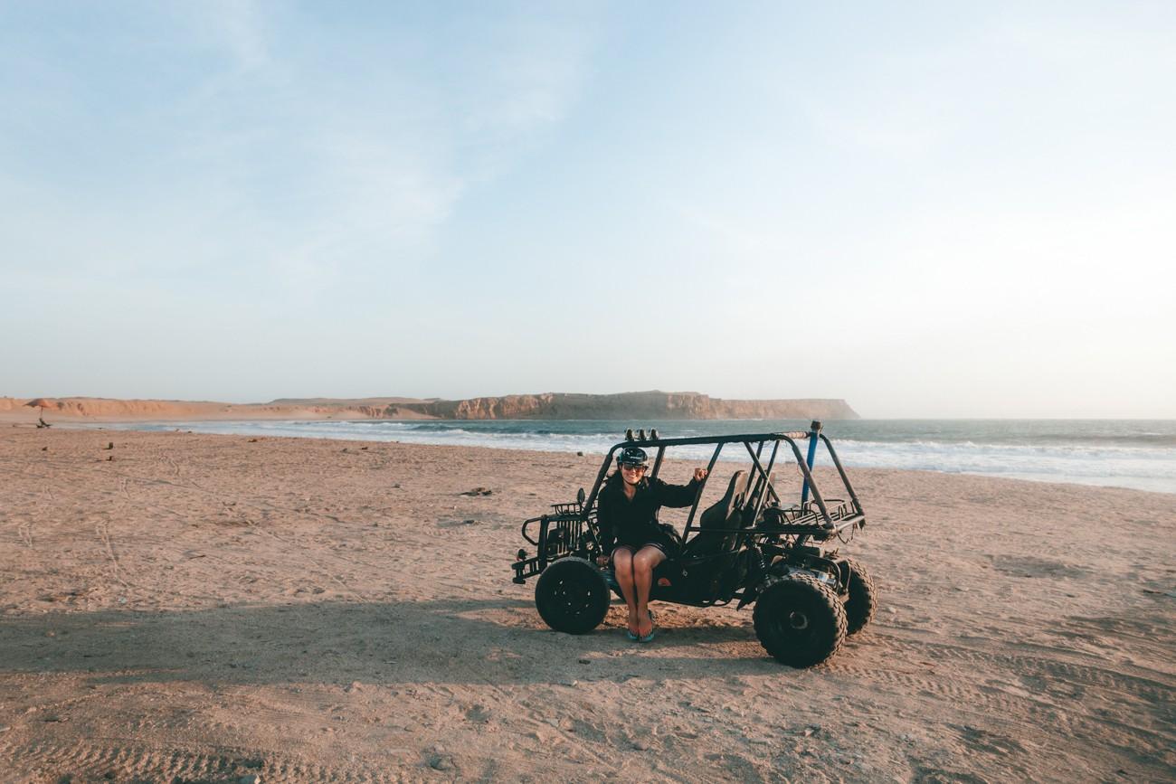 Paracas: Passeio de buggy