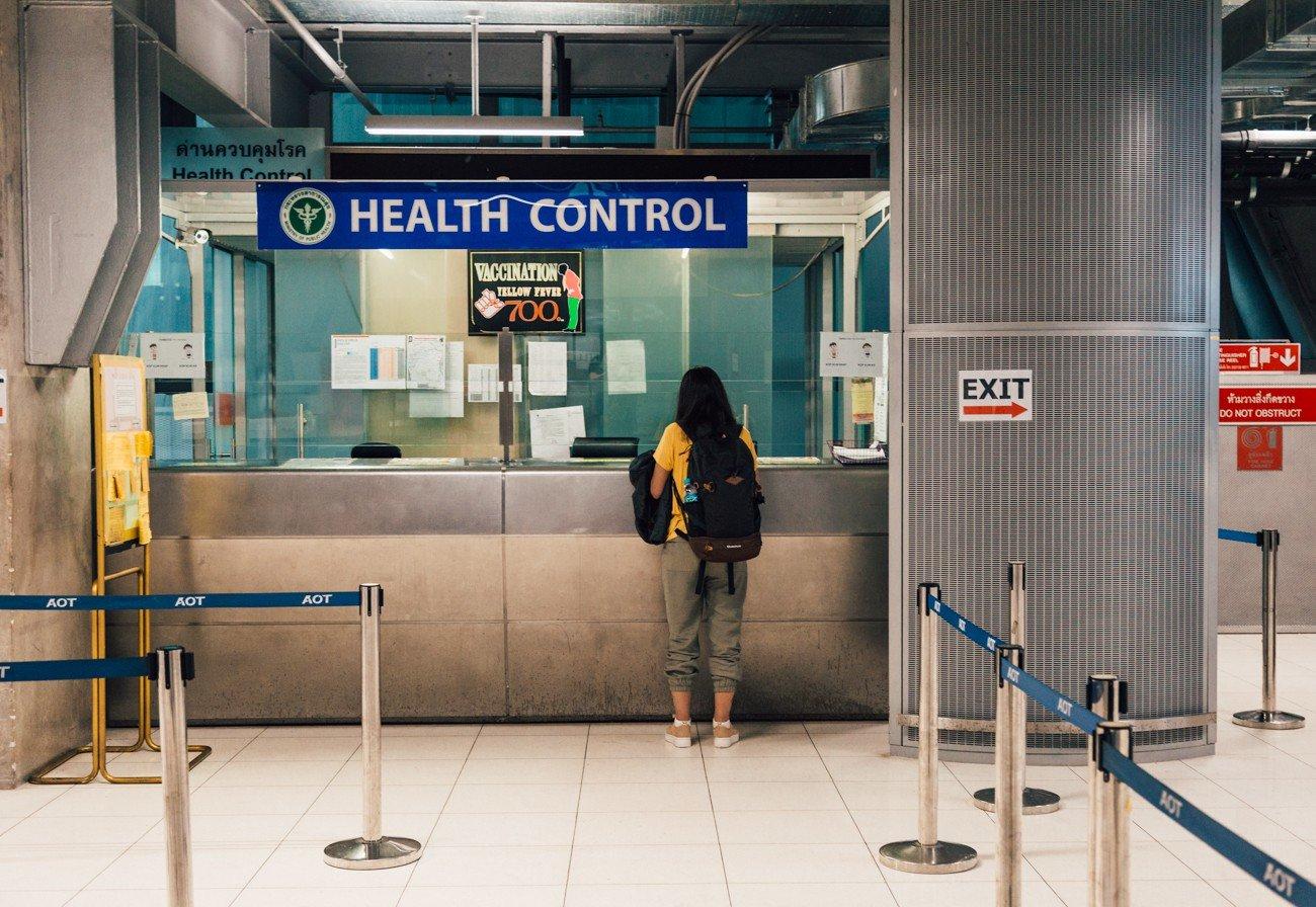 Posto do Health Control