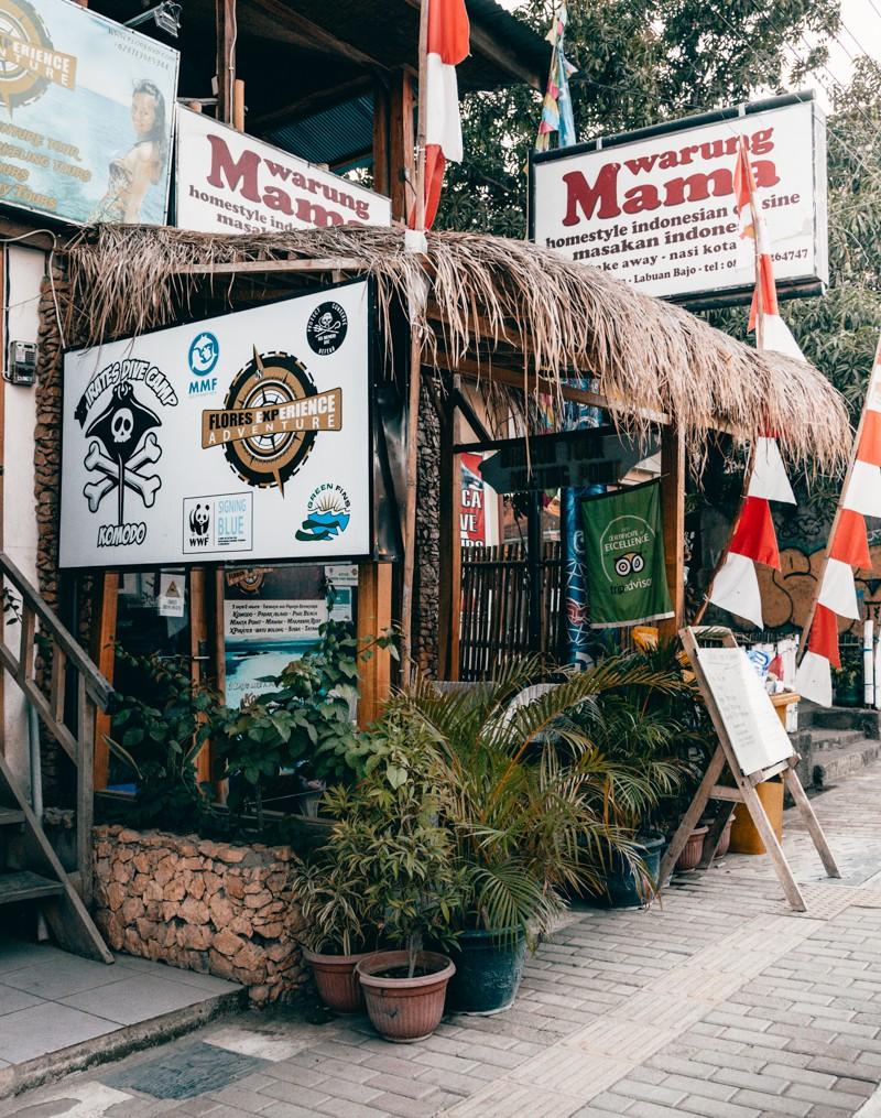 Komodo: Agência da Flores XP, em Labuan Bajo