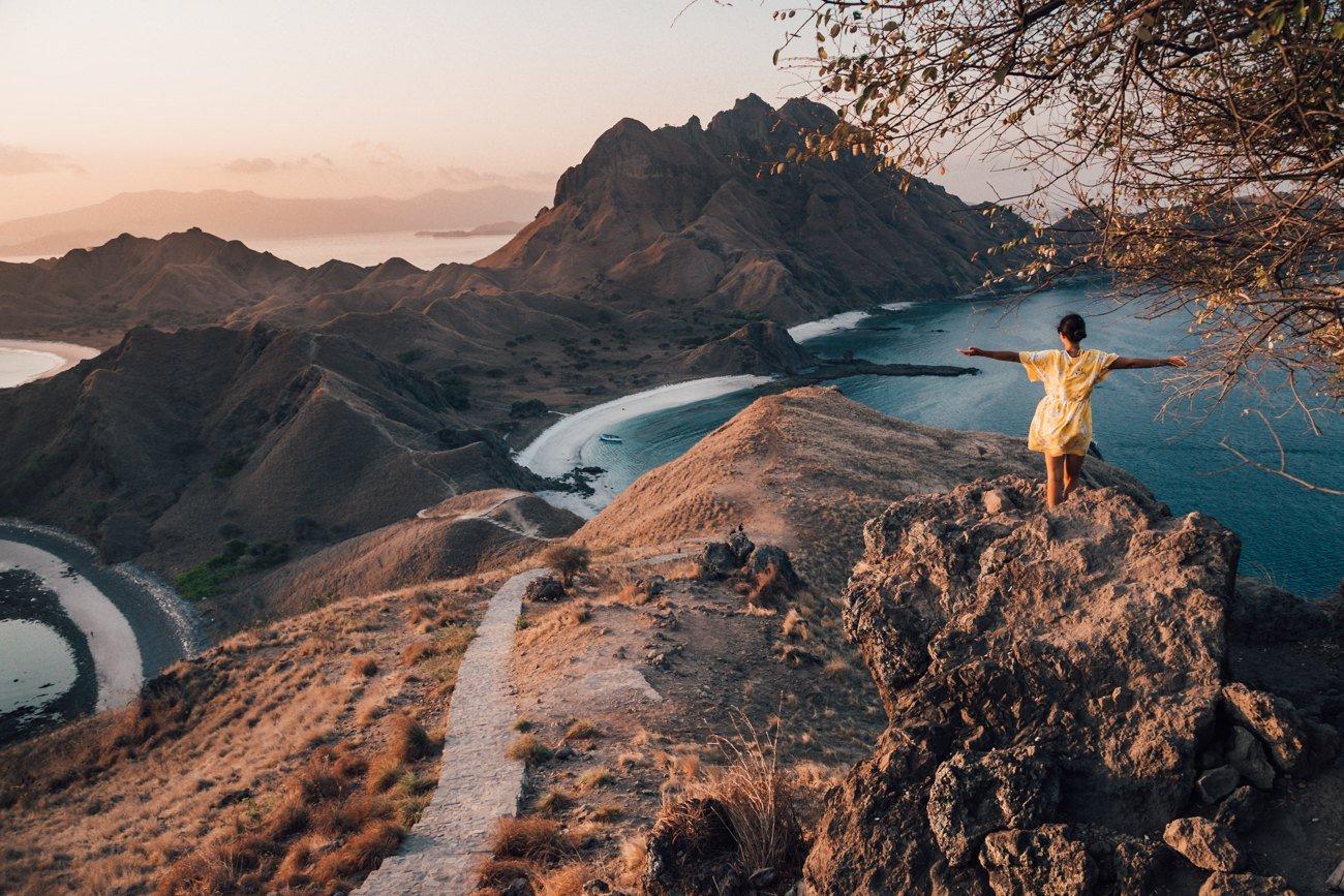 Komodo - Ilha Padar
