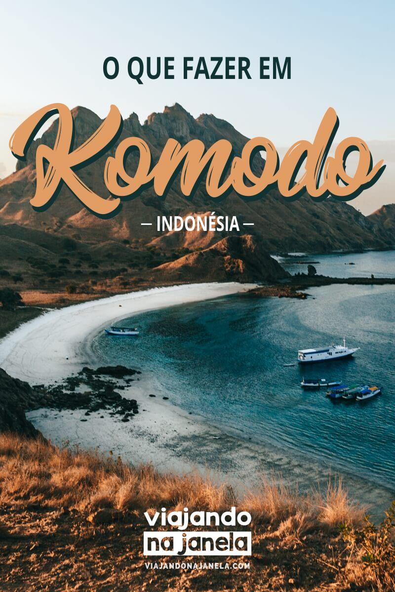 Komodo: Pin para salvar no Pinterest