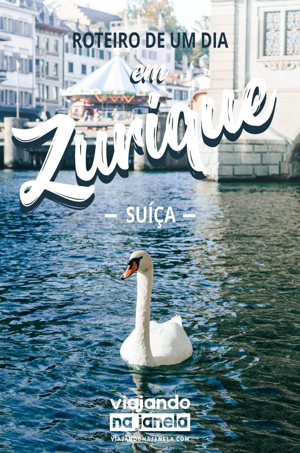 O que fazer em Zurique roteiro de um dia - pinterest