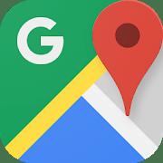 Aplicativo de viagem - google maps