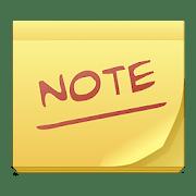 Aplicativo de viagem - bloco de notas