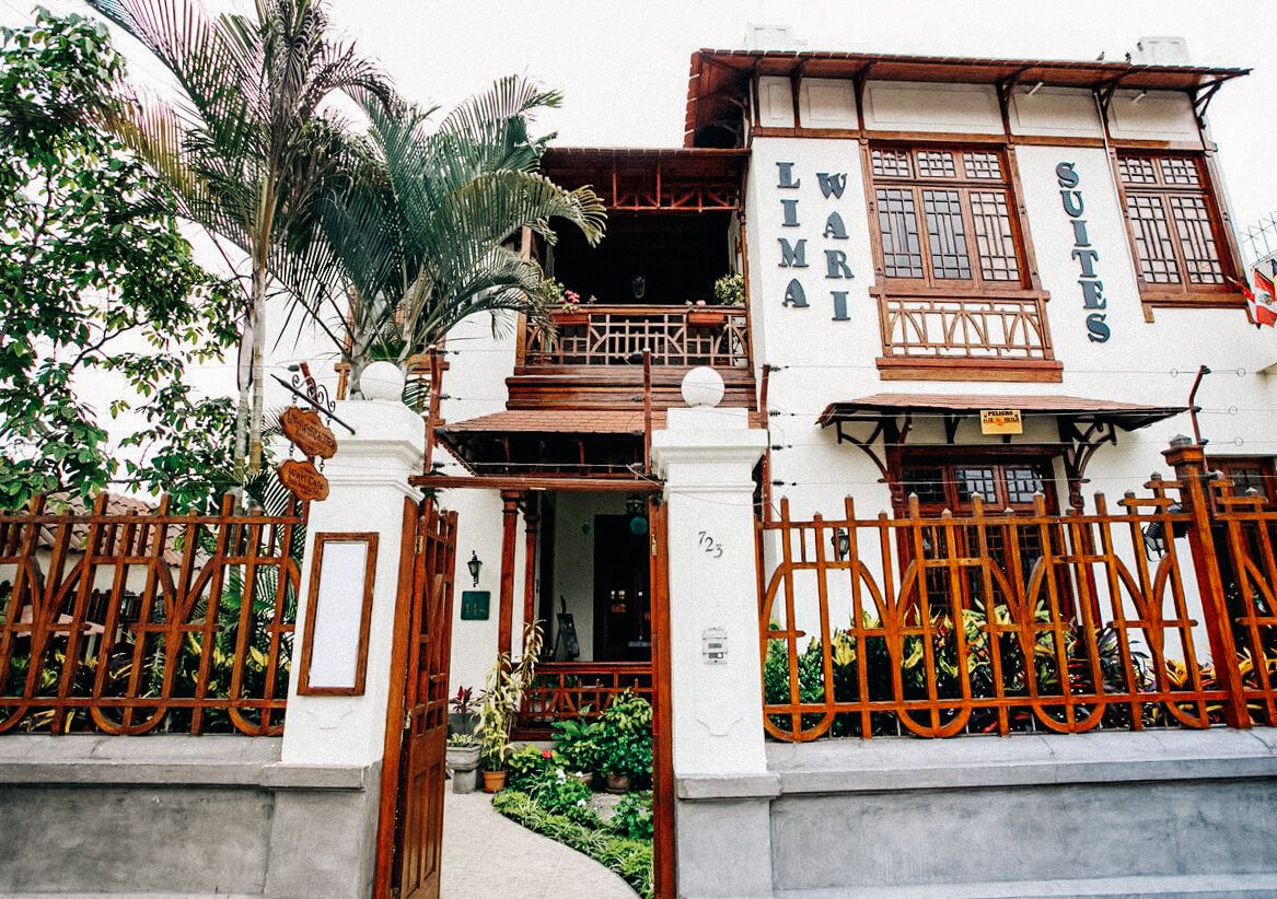 Onde ficar em Lima - Lima Wari