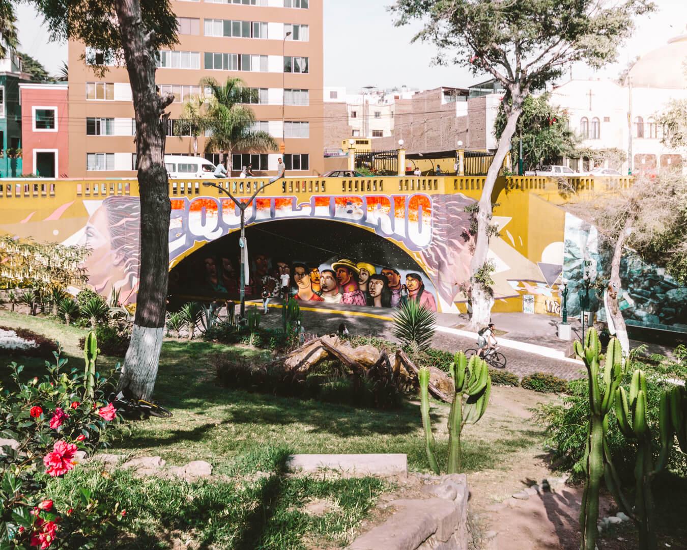 Onde ficar em Lima: Bairro Barraco