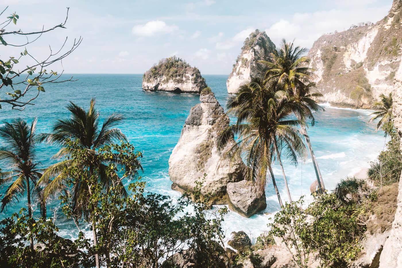Roteiro Indonésia 3 semanas - Nusa Penida