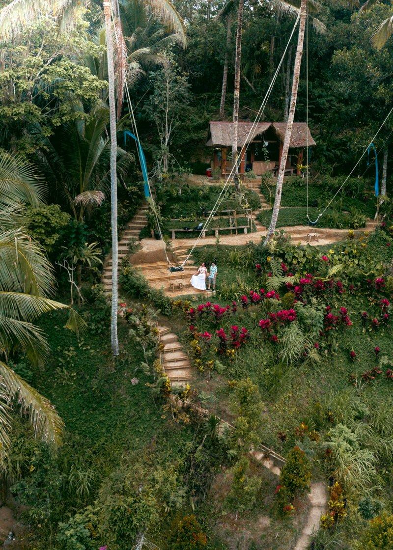 Ilha de Bali - Tegallalang, Ubud