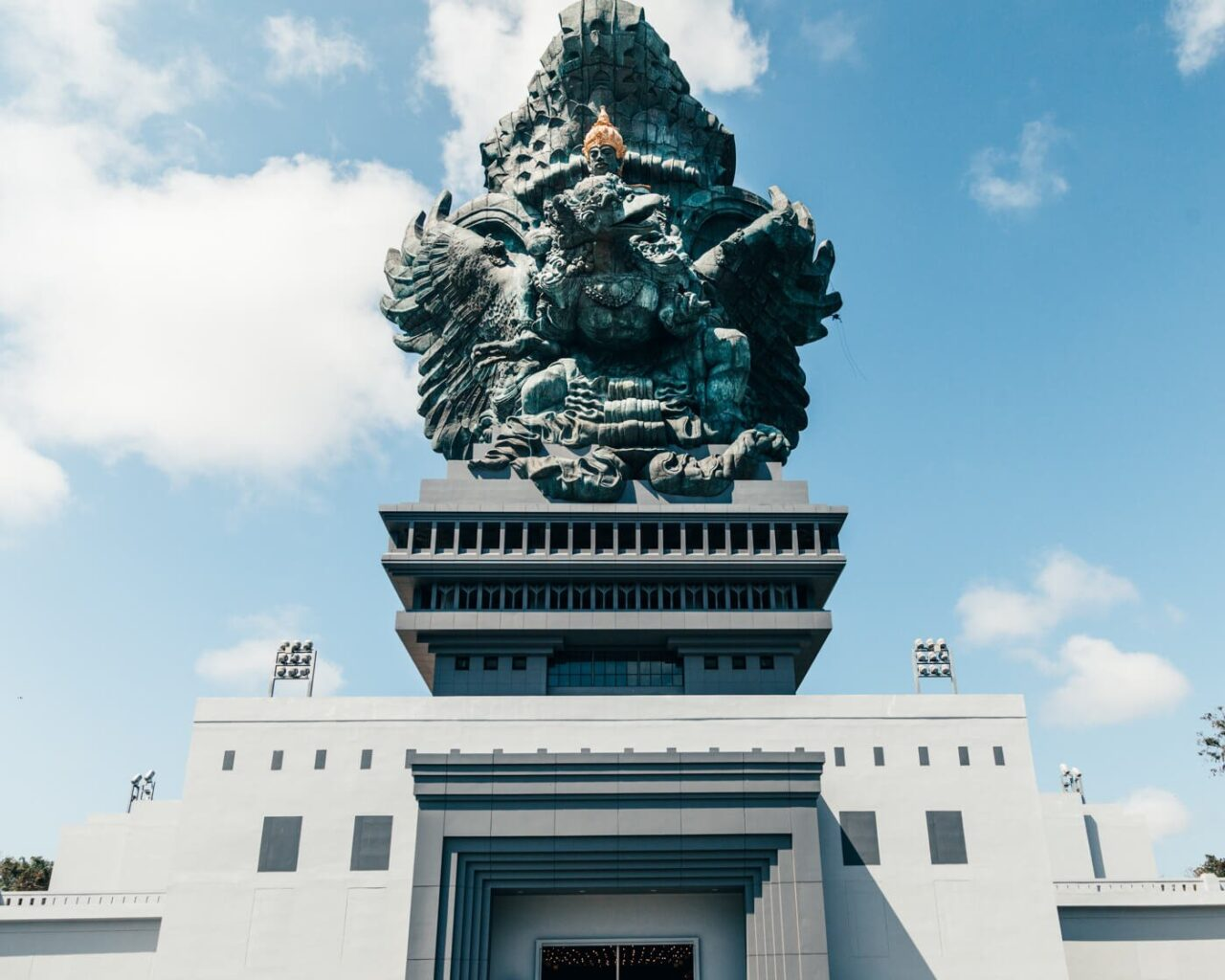 GWK - Garuda Wisnu Park - Bali - Uluwatu - a maior estátua da Indonésia