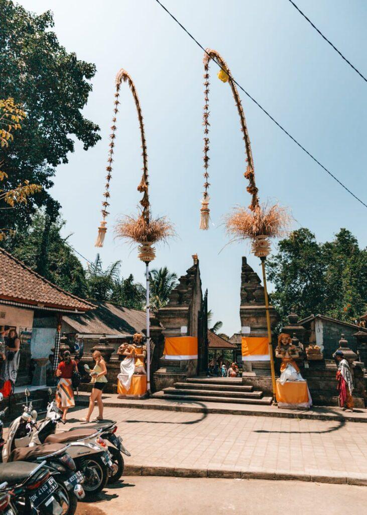 Ubud, Bali, Indonésia - como se locomover