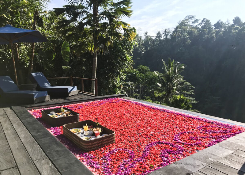 Pura Tirta Empul | Onde ficar em Ubud | Ubud Valley