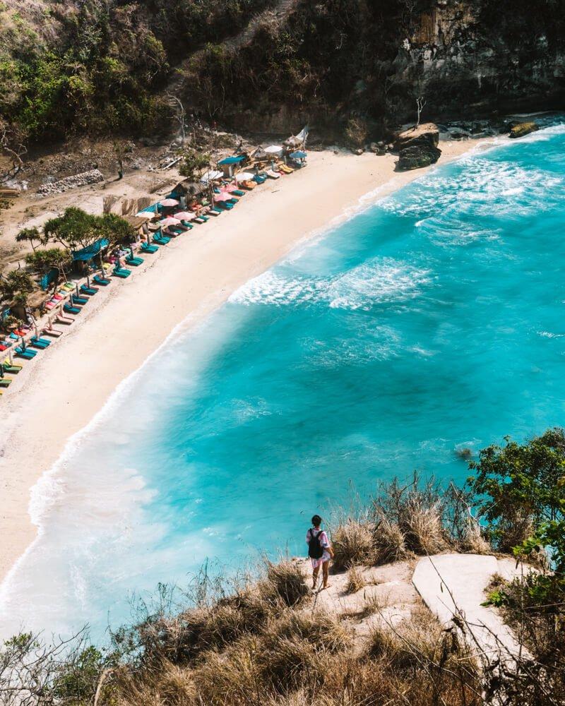 Atuh Beach - Ilha de Bali