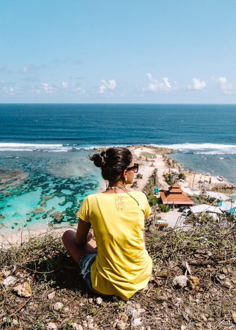 Ilha de Bali - Melasti Beach, Uluwatu