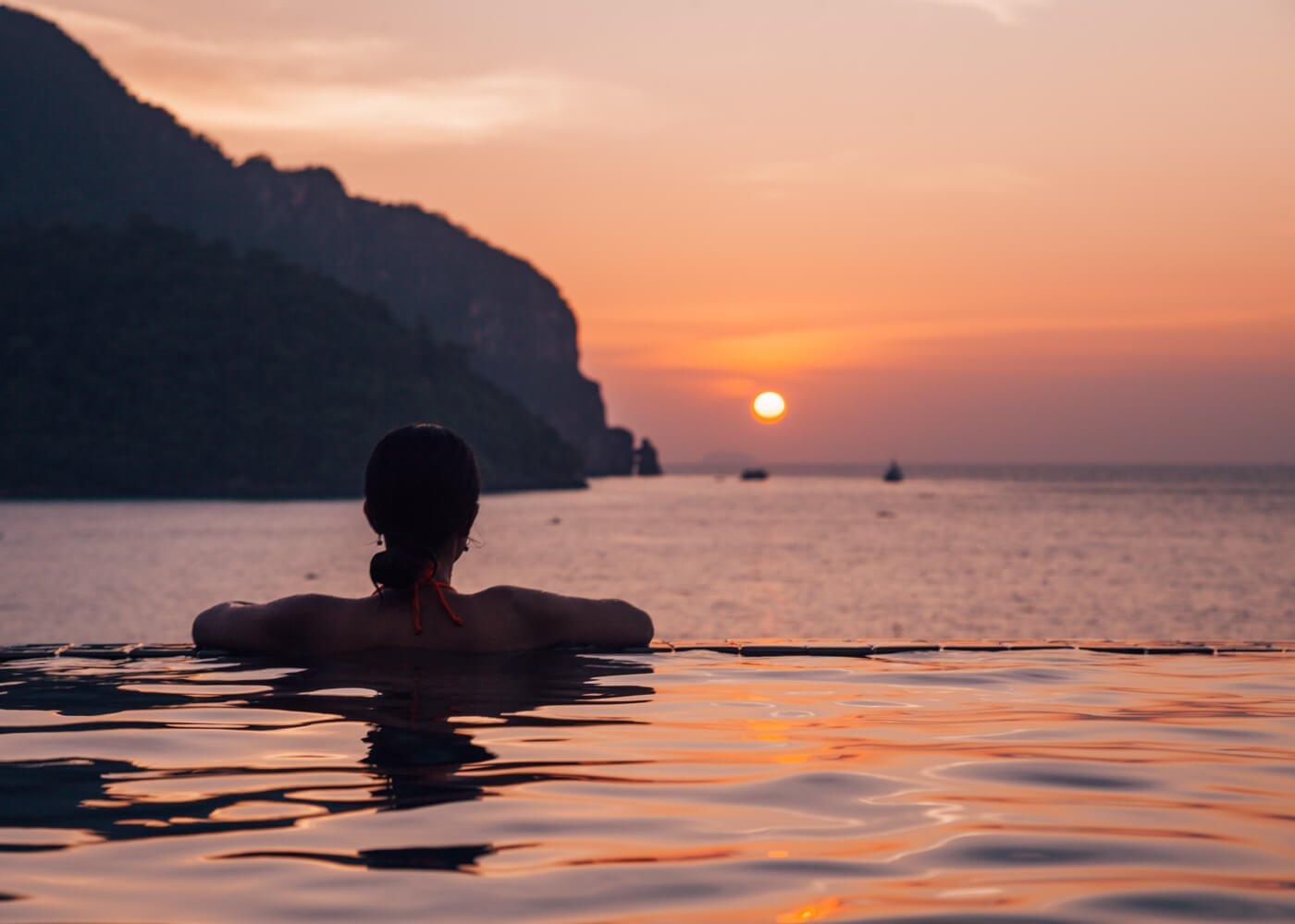 Piscina do Hotel The Cobble Beach - Phi Phi Island