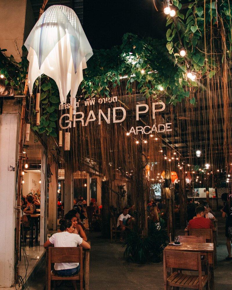 Gran PP Arcade, em Phi Phi Island