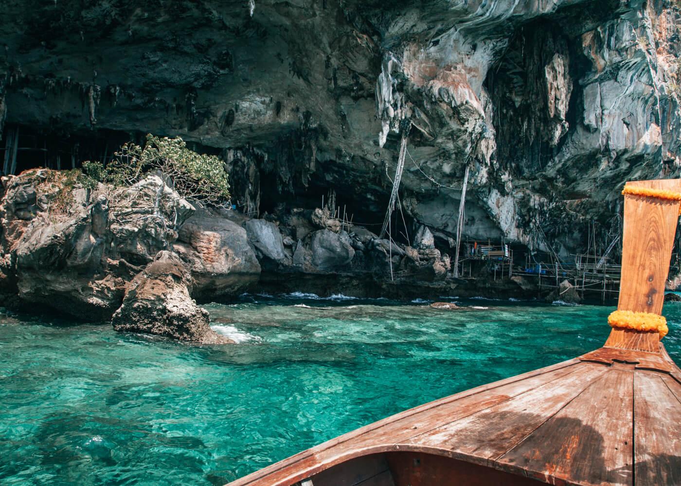 Viking Cave - Phi Phi Island