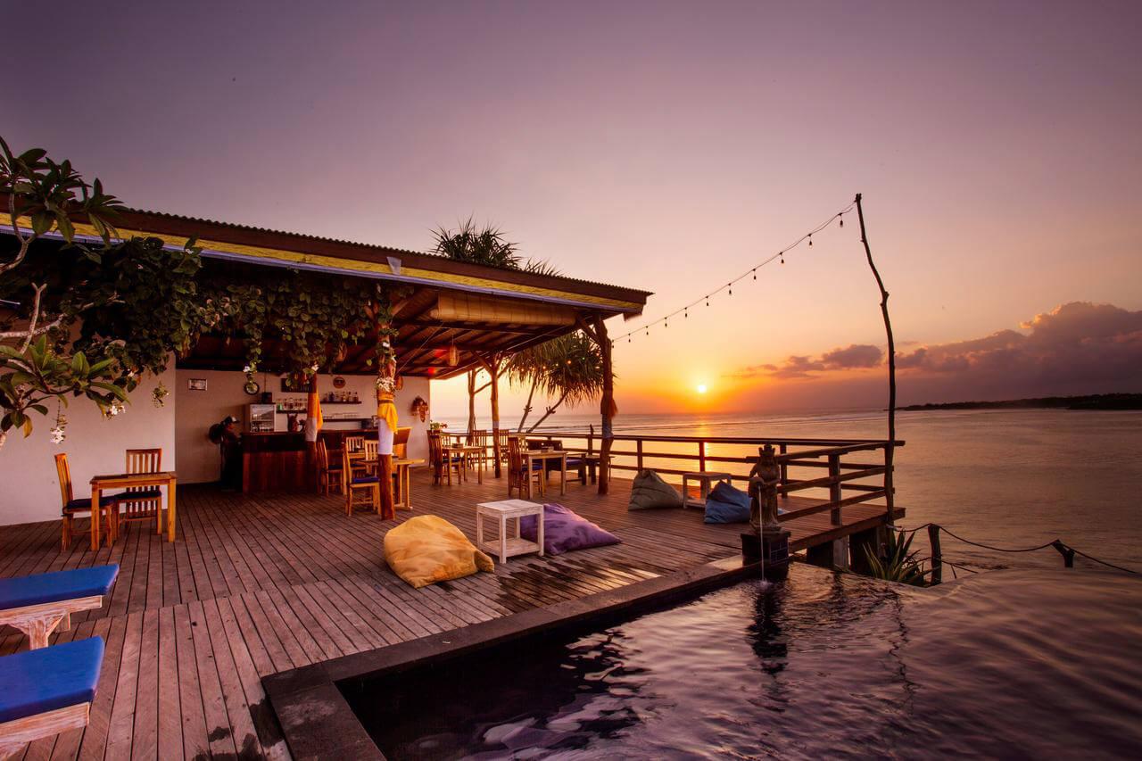 Onde ficar em Bali - Sunset Villas