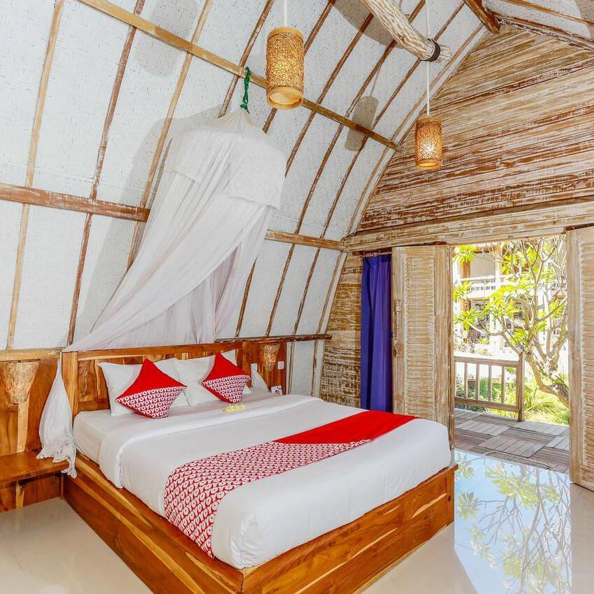 Onde ficar em Bali - oyo 1172
