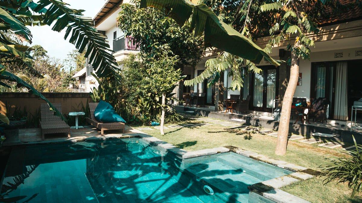 Onde ficar em Bali - Umah Tikari