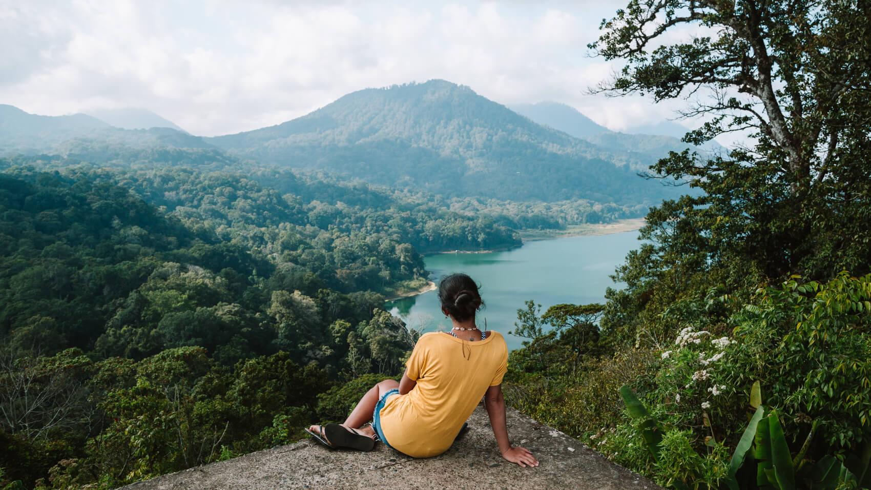 Munduk, Bali - Mirante