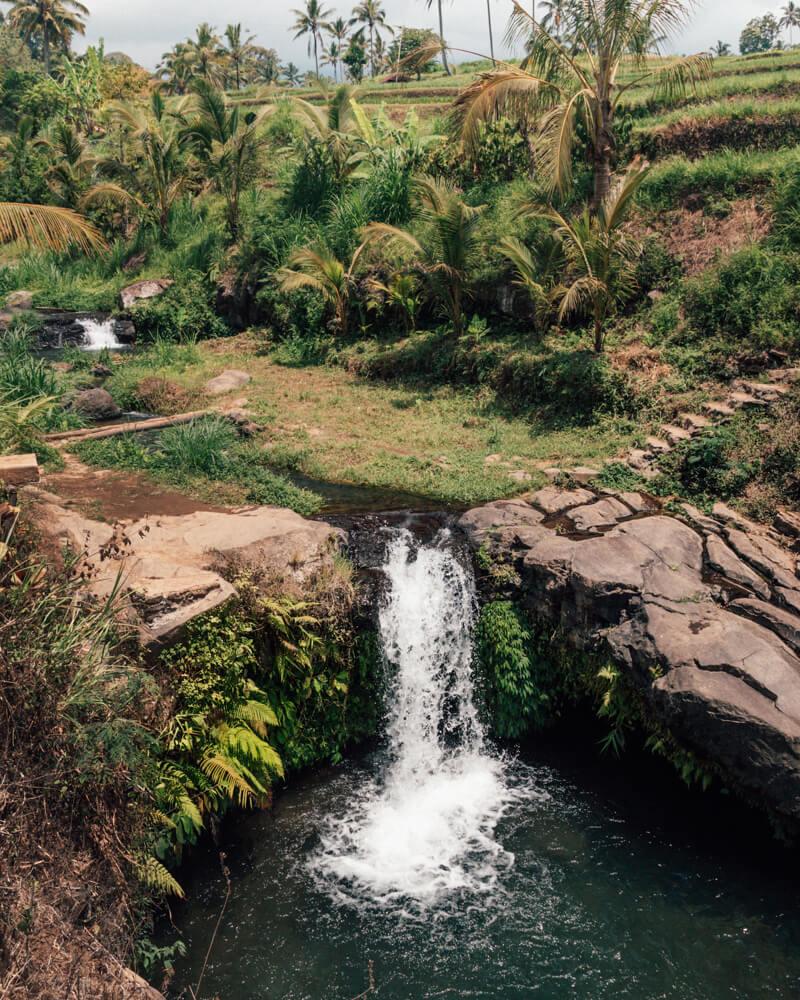 Munduk, Bali - cachoeira