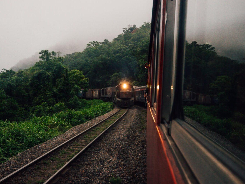 O que fazer em Curitiba - passeio de trem