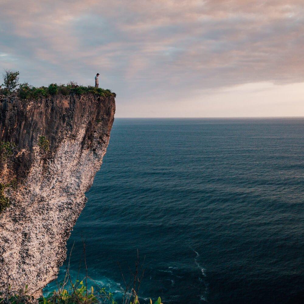 Onde ficar em Bali - uluwatu