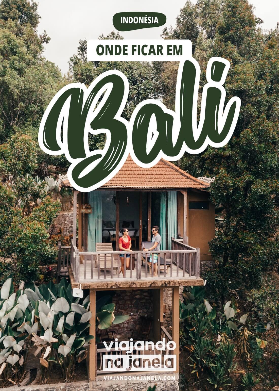 Onde ficar em Bali - Hotéis