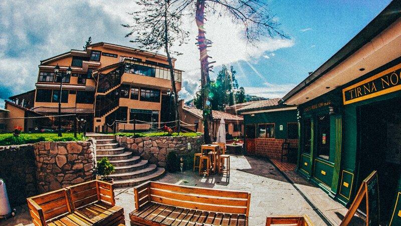 Onde ficar em Cusco - wild rover