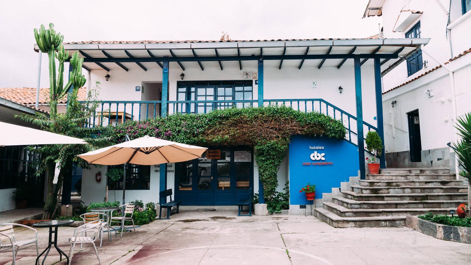 Onde ficar em Cusco - casa campesina