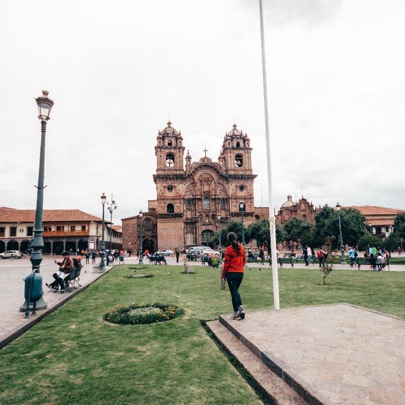 Onde ficar em Cusco - hotéis