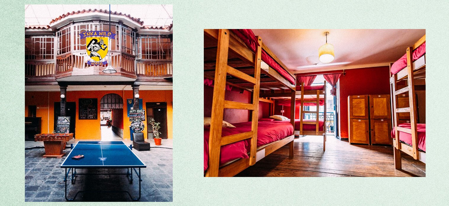 Onde ficar em Cusco - inka wild