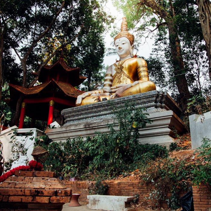 Chiang Mai, Tailândia - Doi Suthep