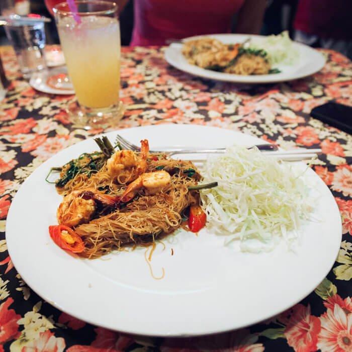 Pad Thai - Chiang Mai Tailândia