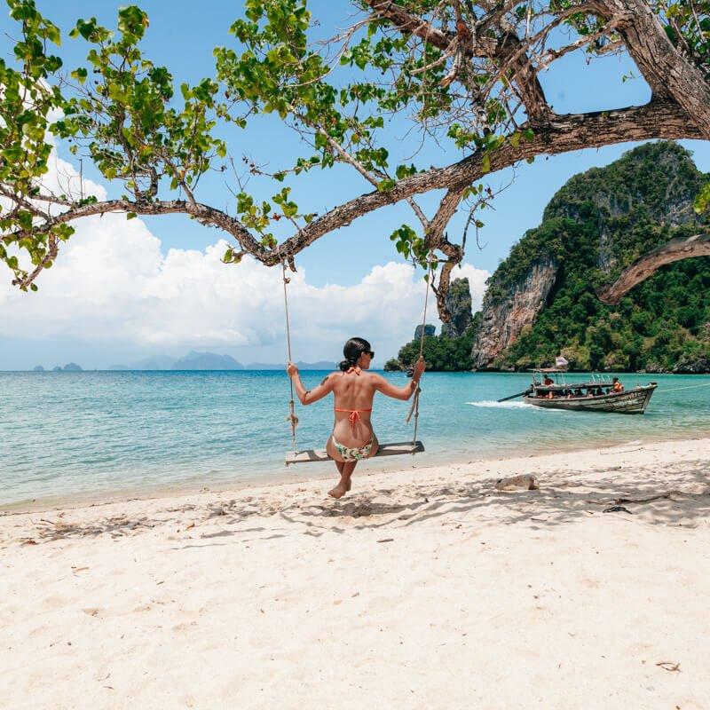 Tour Hong Island - Koh Phak Bia