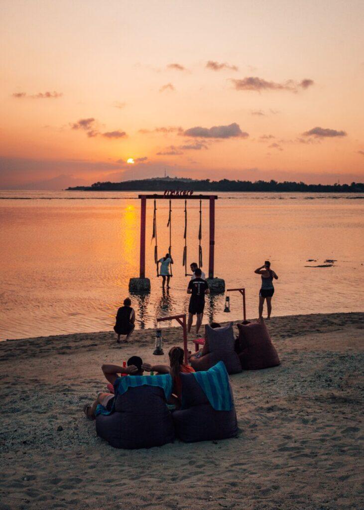 Ilhas Gili, Indonésia - balanço