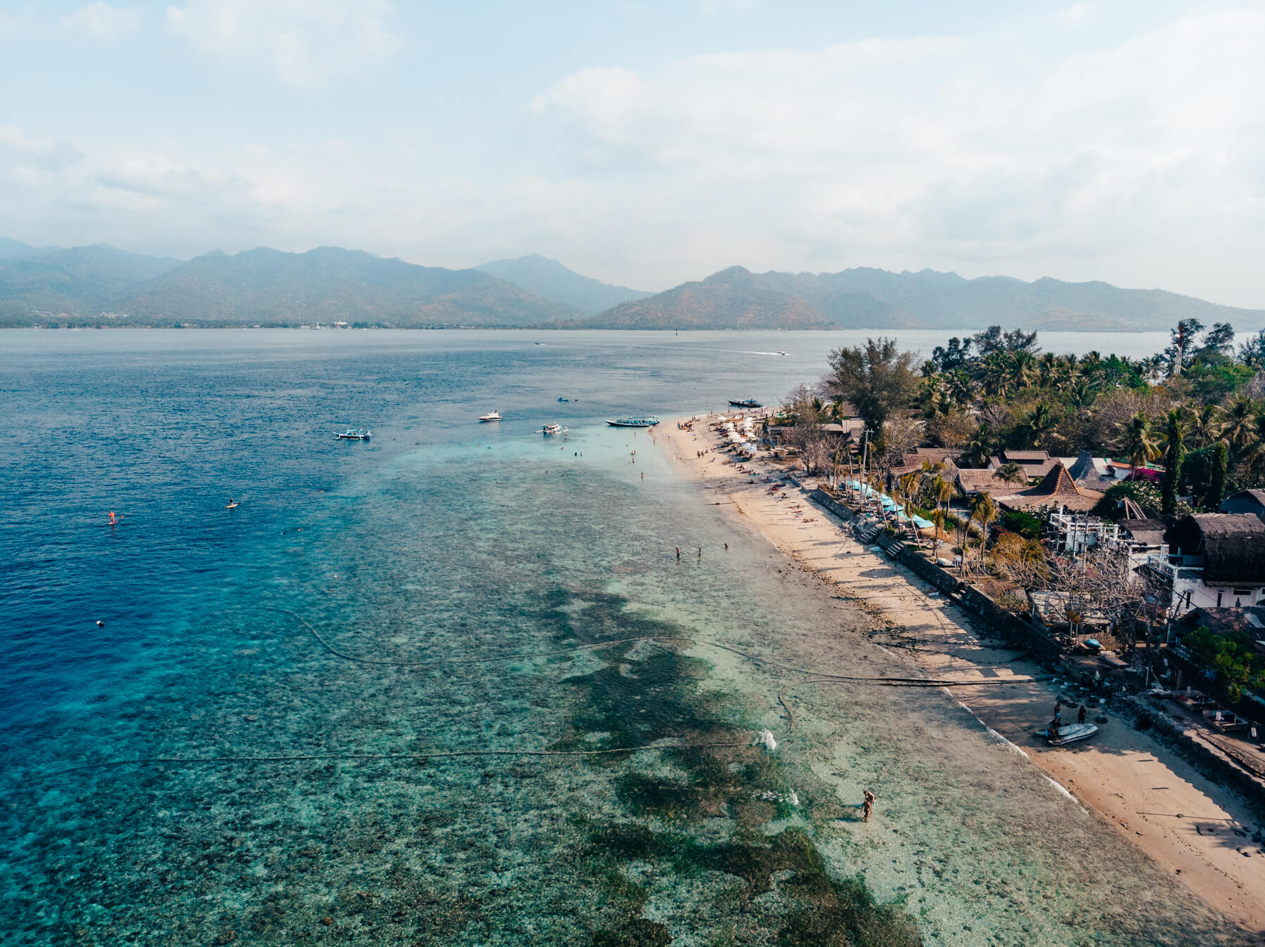 Gili Air, Indonésia