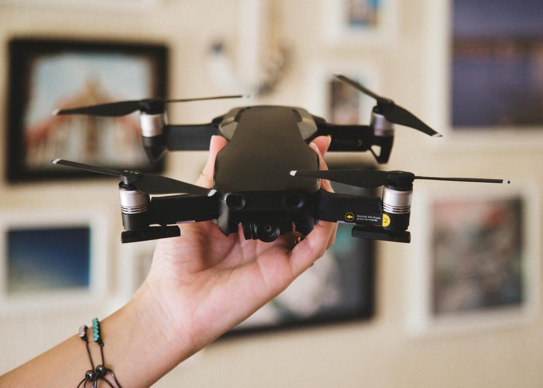 fotografia de viagem - drone mavic