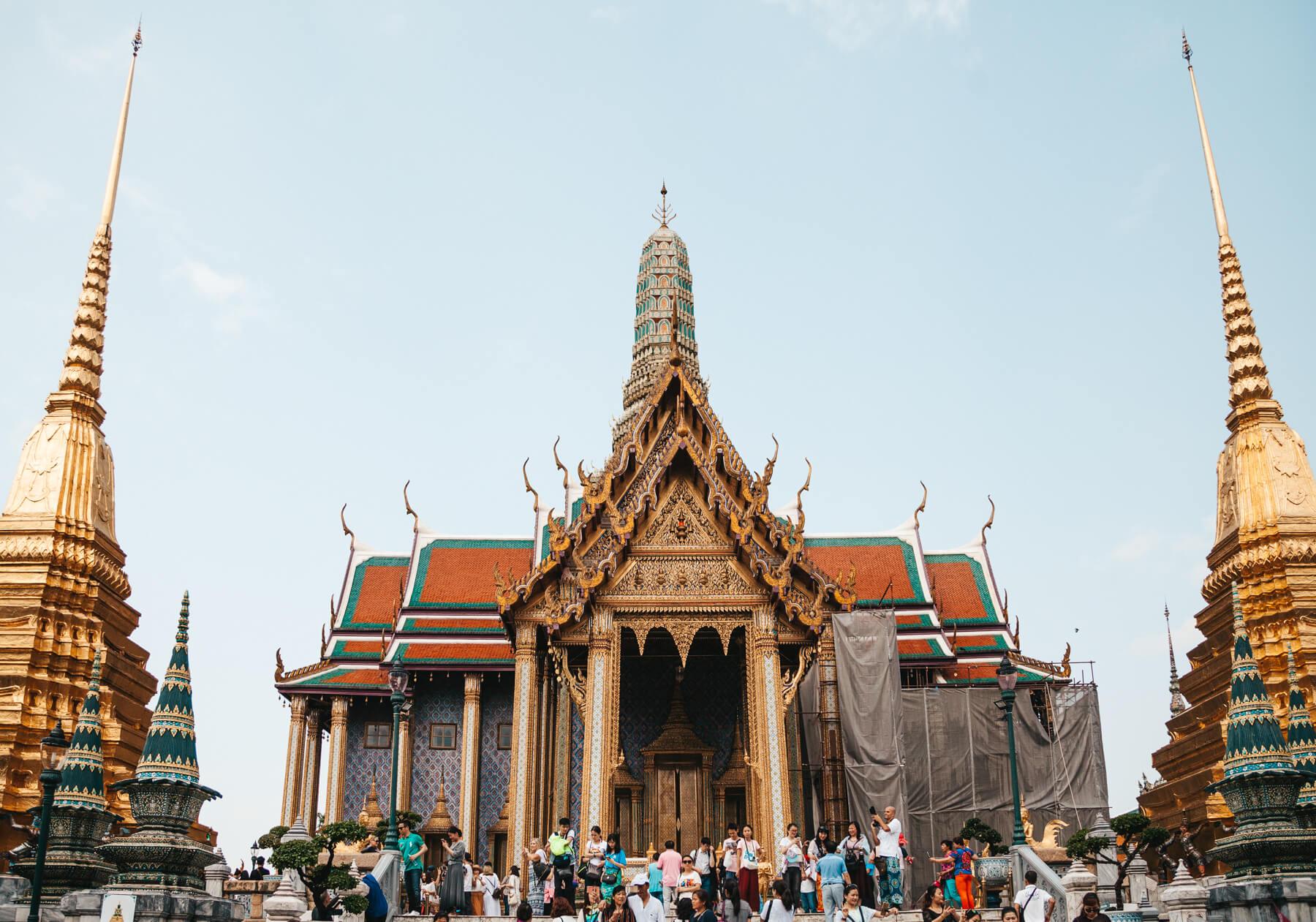 O que fazer em bangkok - templos