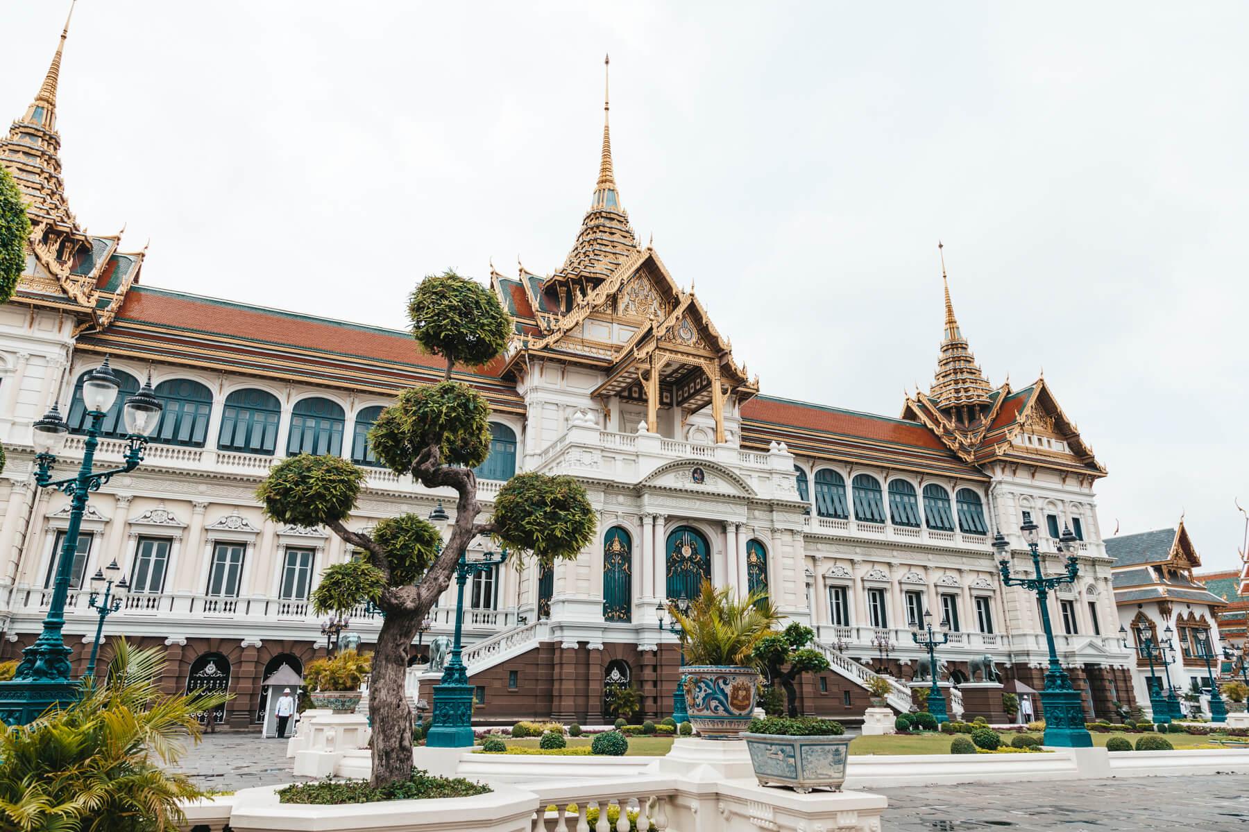 Grand Palace - o que fazer em Bangkok